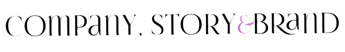 Company, Story & Brand